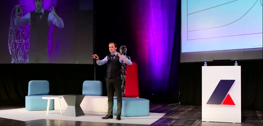 Vortrag Fabian Westerheide Rise of AI Techsylvania 2016
