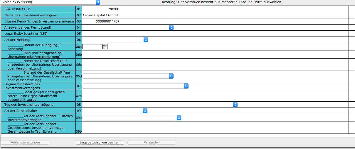 ExtraNet AMS Bundesbank Venture Capital