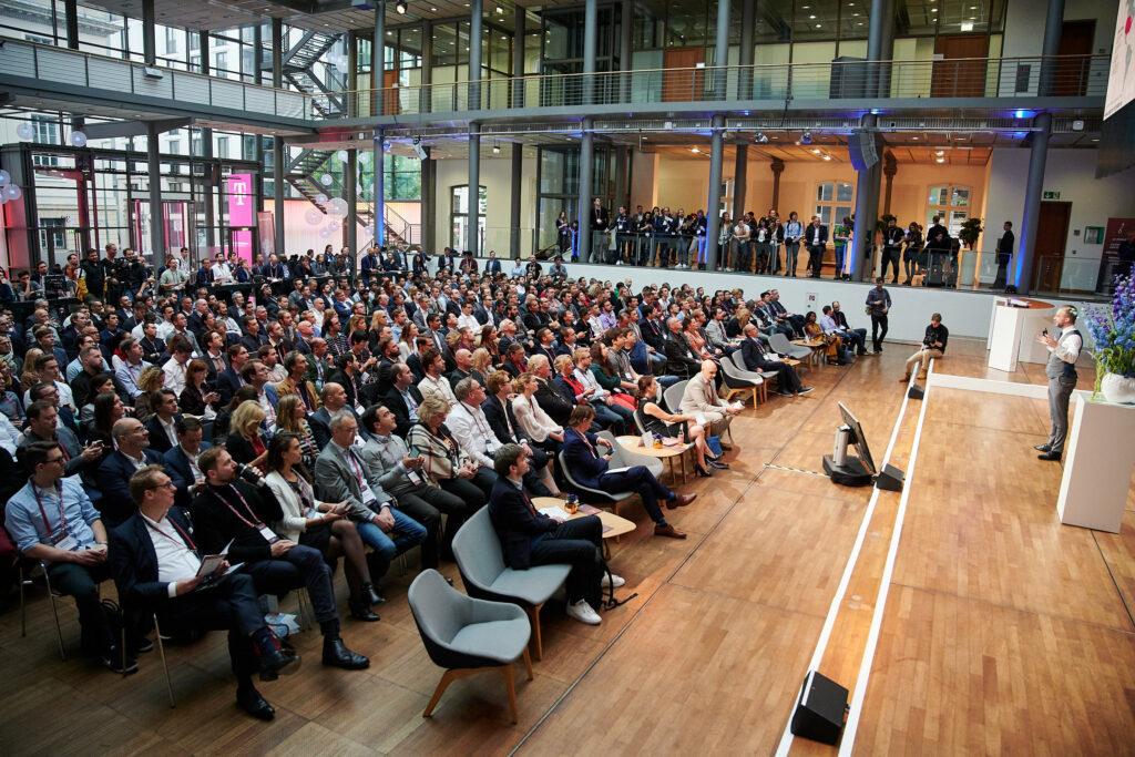 Fabian Westerheide Rise of AI Konferenz