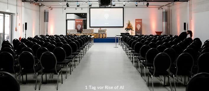 Rise of AI - bevor die Gäste kommen