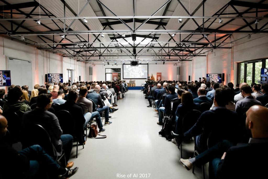 Rise of AI 2017 - Konferenz für Künstliche Intelligenz in Berlin