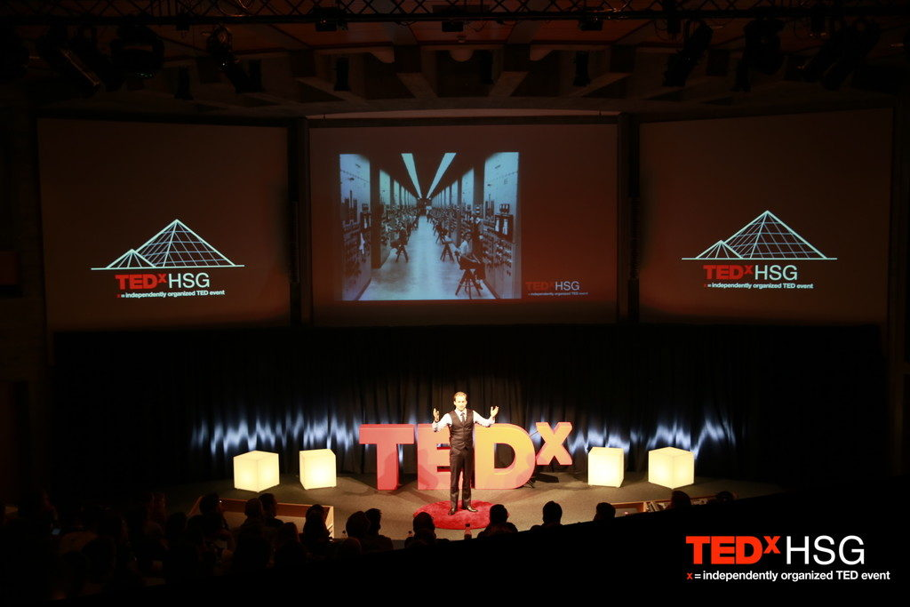 TEDxHSG - Fabian Westerheide