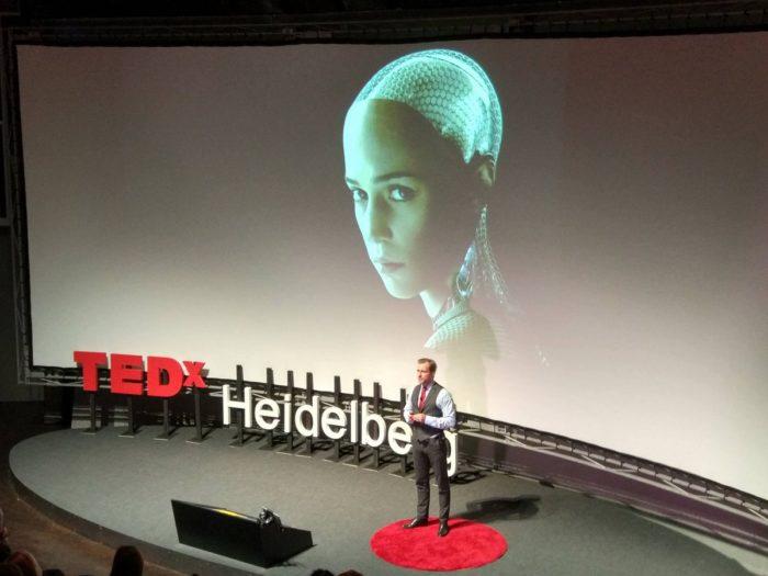 TEDxHeidelberg - Fabian Westerheide
