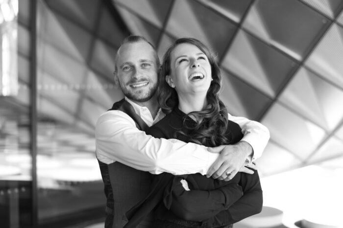 Veronika und Fabian Westerheide