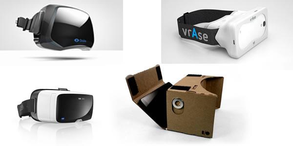 Virtuelle Realität Brillen